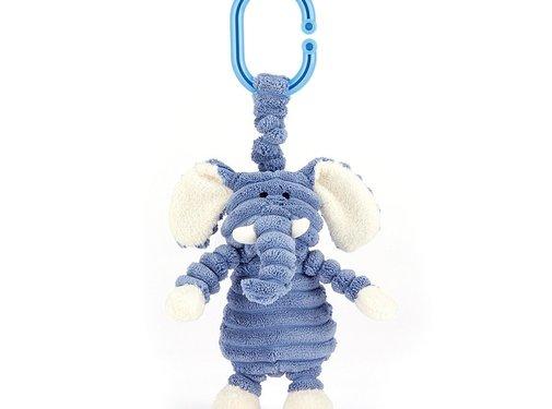 Jellycat Knuffel Bibberknuffel Olifant Cordy Roy Baby Elephant