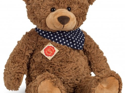 Hermann Teddy Stuffed Animal Teddy Brown