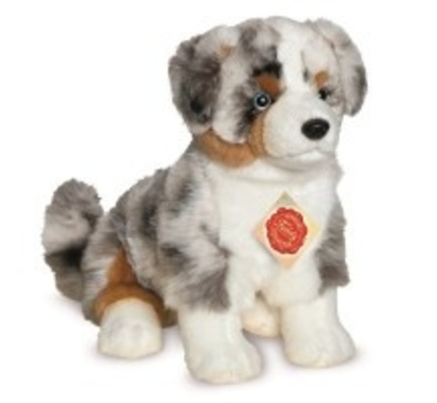 Knuffel Hond Australian Shepherd Pup