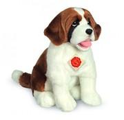 Hermann Teddy Knuffel Hond Sint Bernard Zittend