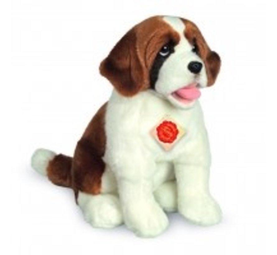 Stuffed Animal Dog Saint Bernard