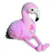 Hermann Teddy Knuffel Flamingo Miss Pinky