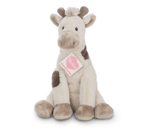 Hermann Teddy Knuffel Giraf Mama Luna