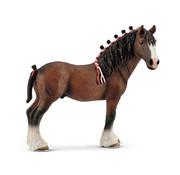 Schleich Paard Clydesdale Hengst 13808