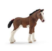 Schleich Paard Clydesdale Veulen 13810