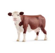 Schleich Hereford cow 13867
