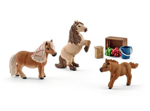 Schleich Speelset Paarden Mini Shetlanders 41432