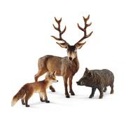 Schleich Europese Bosdieren Set 3-delig 41458