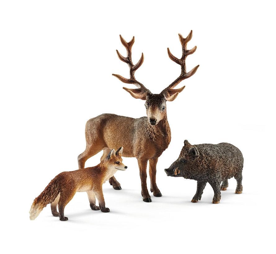 Europese Bosdieren 41458