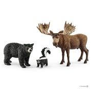 Schleich North American forest dweller 41456
