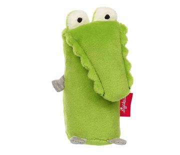sigikid Grijpfiguur Krokodil Squeaker Urban Baby