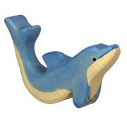 Holztiger Dolfijn 80199