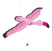 GOKI Zweeffiguur Flamingo