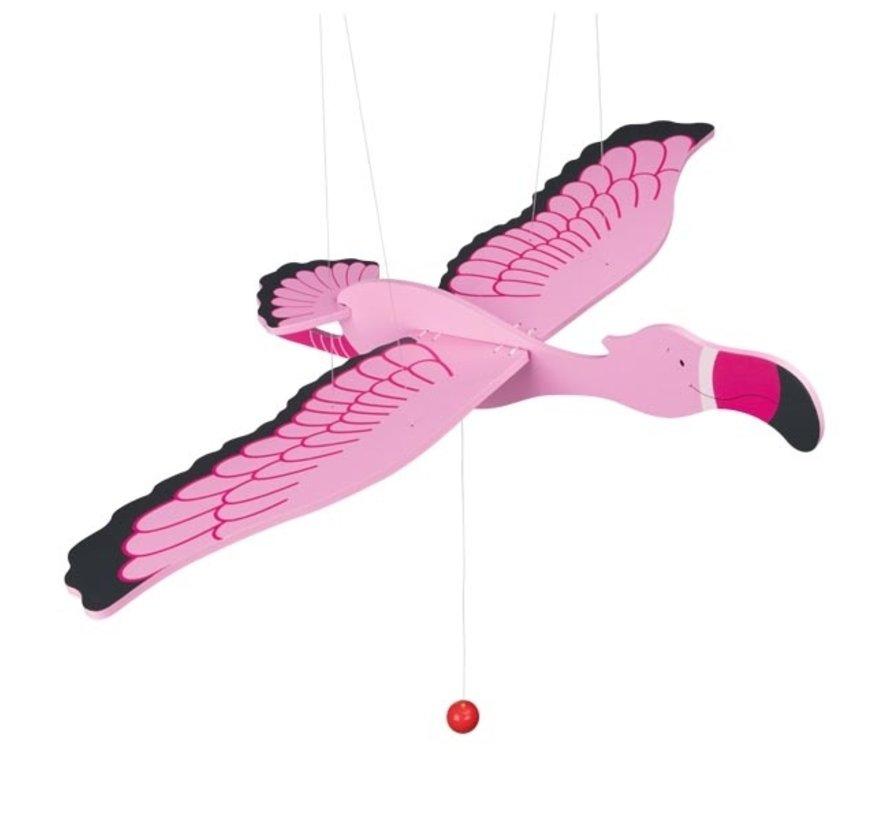 Zweeffiguur Flamingo
