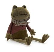 Jellycat Knuffel Kikker Riverside Rambler Frog