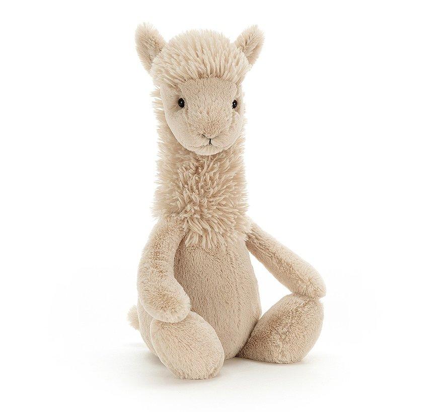 Knuffel Lama Bashful Llama
