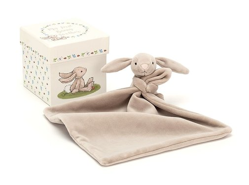 Jellycat Knuffeldoek Konijn My First Bunny Soother