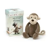 Jellycat Knuffel Aap My First Monkey