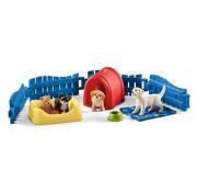 Schleich Speelset Puppy Huis 42480
