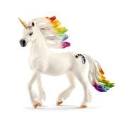 Schleich Rainbow unicorn, stallion 70523