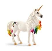 Schleich Rainbow unicorn, mare 70524