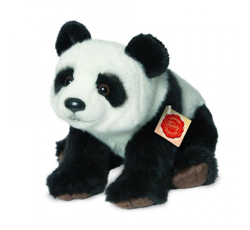 Hermann Teddy Knuffel Pandabeer