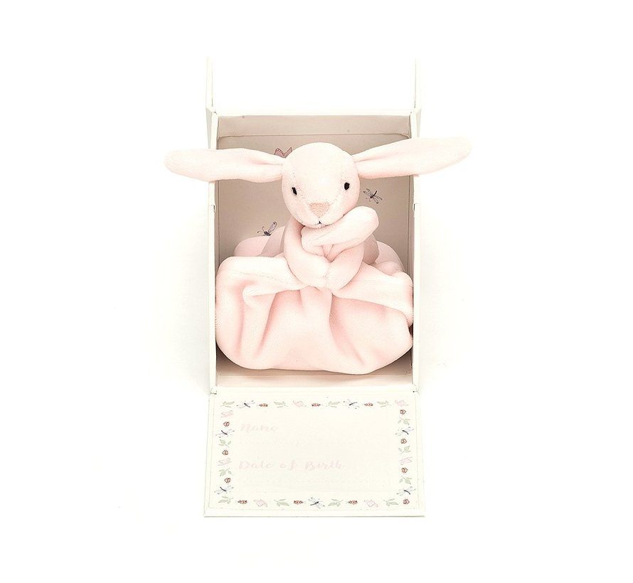 Knuffeldoek Konijn My First Pink Bunny Soother