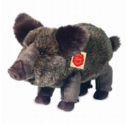 Hermann Teddy Stuffed Animal Wild Boar
