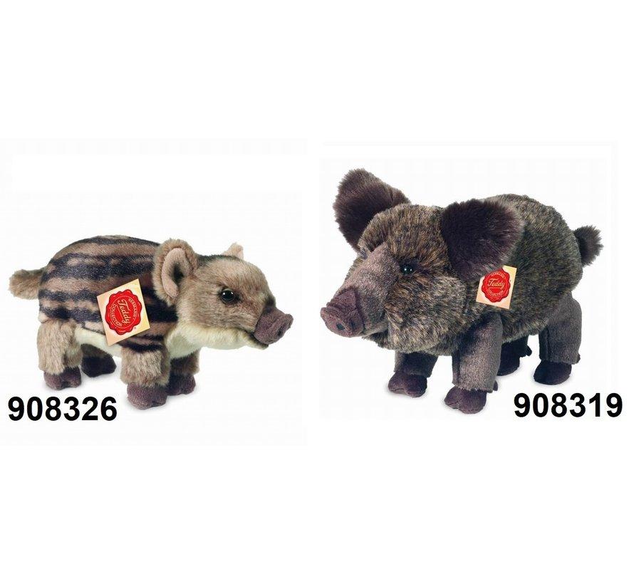 Stuffed Animal Wild Boar