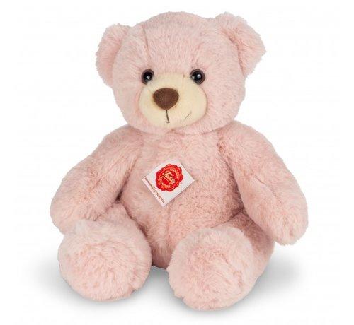 Hermann Teddy Knuffel Teddybeer Dusty Roze 30 cm
