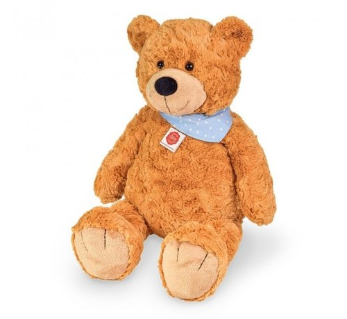 Hermann Teddy Knuffel Teddybeer Goudbruin 55 cm