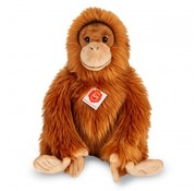 Hermann Teddy Stuffed Animal Monkey Orang-utan
