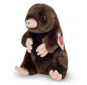 Hermann Teddy Stuffed Animal Mole Rat Sitting