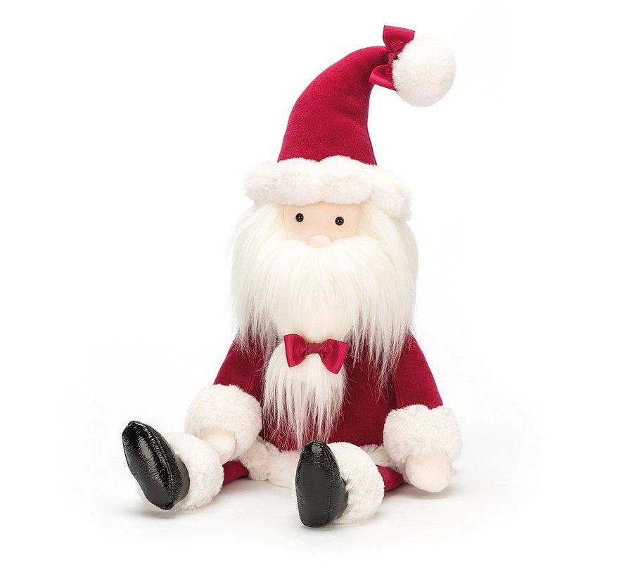 Knuffel Kerstman Berry Santa