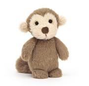 Jellycat Knuffel Aap Fluffy Monkey