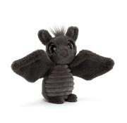 Jellycat Knuffel Vleermuis Frizzles Bat