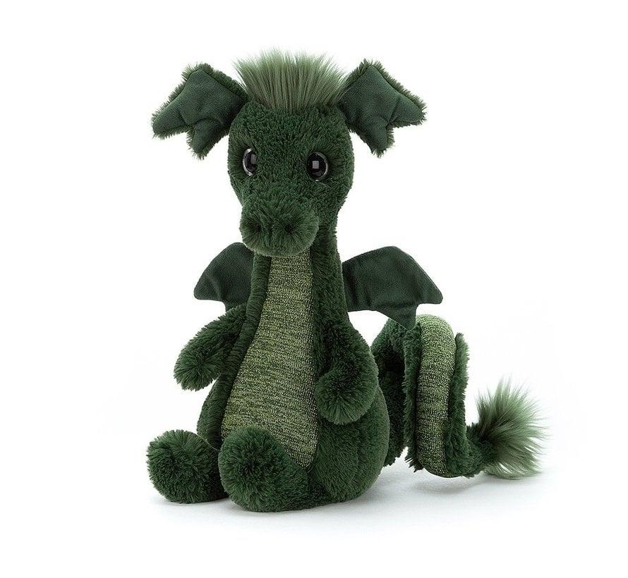Knuffel Draak Sparks Dragon