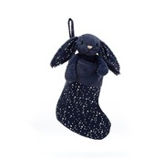 Jellycat Knuffel Konijn Bashful Stardust Bunny Stocking