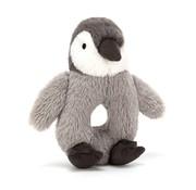 Jellycat Knuffel Pinguin Percy Penguin Rammelaar