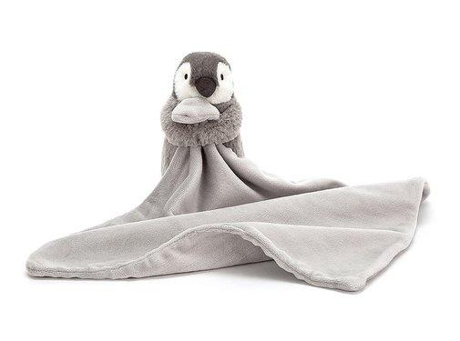 Jellycat Knuffeldoek Pinguin Percy Penguin Soother