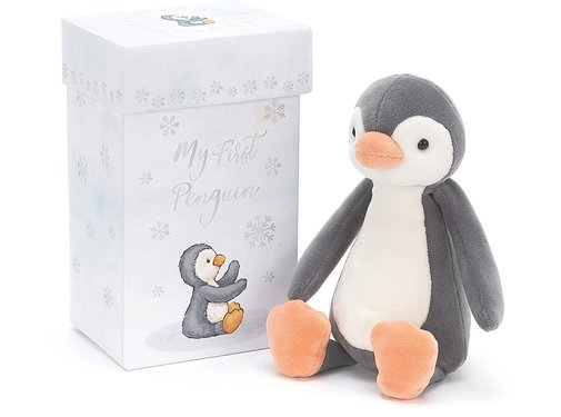 Jellycat Knuffel Pinguin My First Penguin
