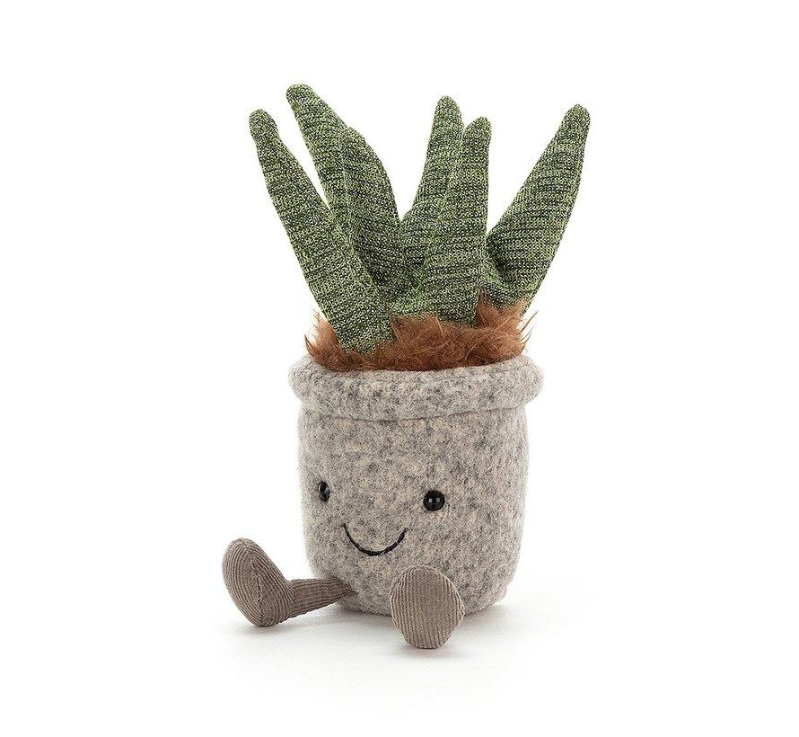 Knuffel Vetplant Silly Succulent Aloe