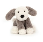 Jellycat Knuffel Hond Smudge Puppy Tiny