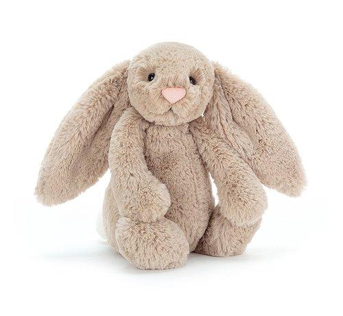 Jellycat Knuffel Konijn Bashful Beige Bunny Medium