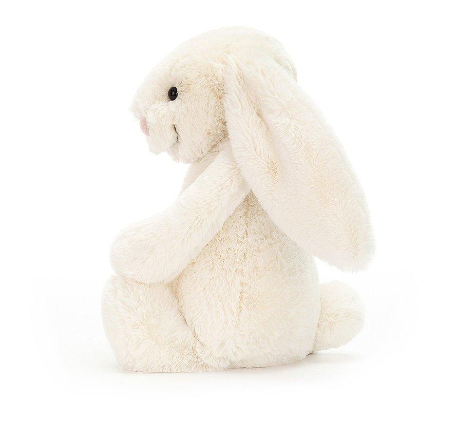 Knuffel Konijn Bashful Cream Bunny Medium