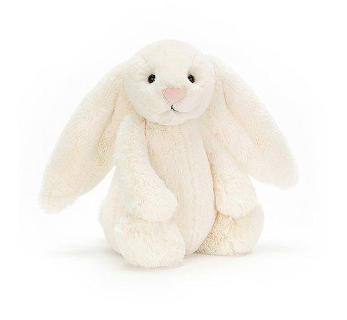 Jellycat Knuffel Konijn Bashful Cream Bunny Medium