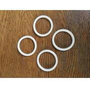 Speelbelovend Reuzenknijper O-ring