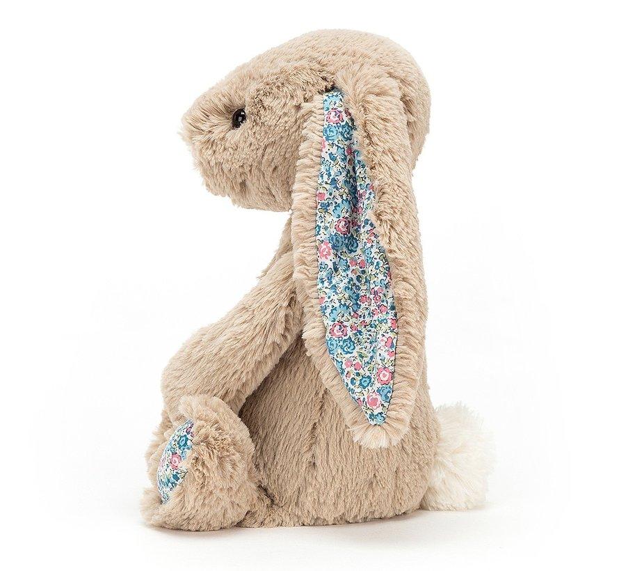 Knuffel Konijn Blossom Beige Bunny Medium