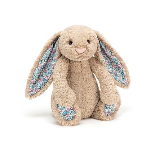 Jellycat Knuffel Konijn Blossom Beige Bunny Medium