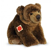 Hermann Teddy Stuffed Animal Brown Bear 30 cm